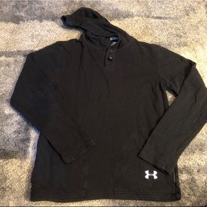 Under Armour fleece hoodie with pockets